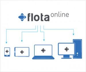 System lokalizacji pojazdow Flota-Online